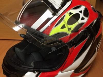 ヘルメットの消臭はこれだ!【家庭でできるヘルメットメンテナンス】