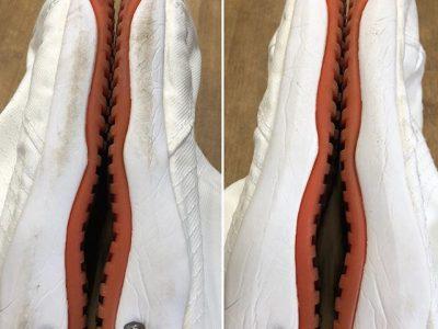 シミ抜き事例byインスタグラム【足袋のシミ抜き】