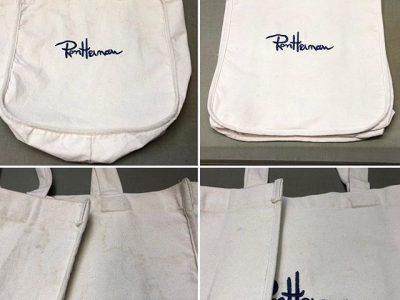 シミ抜き事例byインスタグラム【ロンハーマン(RonHerman)のバッグのシミ抜き&クリーニング】