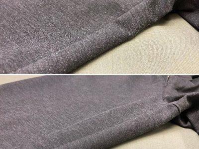 シミ抜き事例byインスタグラム【ズボンの毛玉取り】