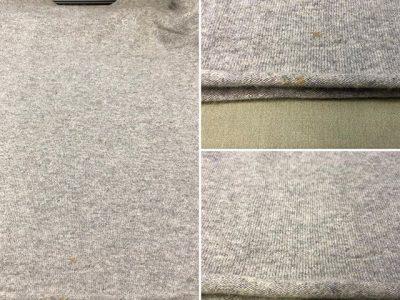 シミ抜き事例byインスタグラム【ルシアンペラフィネのセーター泥のシミ抜き】